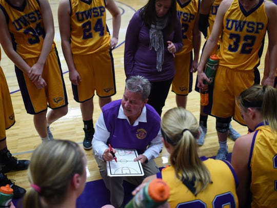 The University of Wisconsin-Stevens Point women's basketball