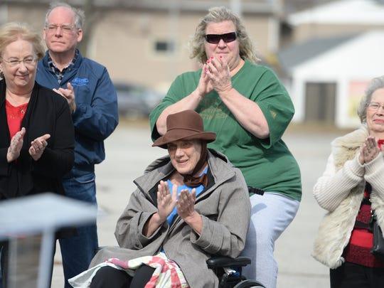 The community groundbreaking celebration for Jack Elstro