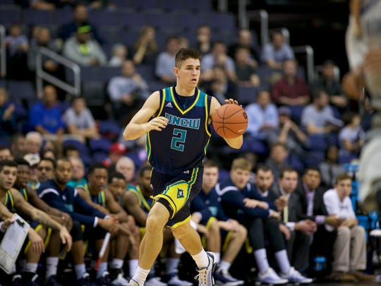 Fort Myers High grad Mark Matthews announced his transfer from the University of North Carolina Wilmington on Monday.