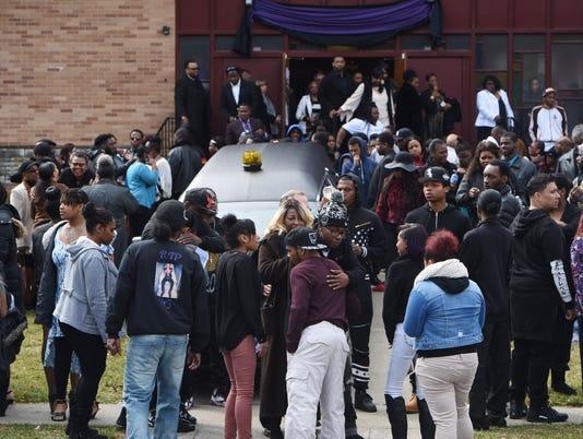 Caval Haylett Jr. funeral