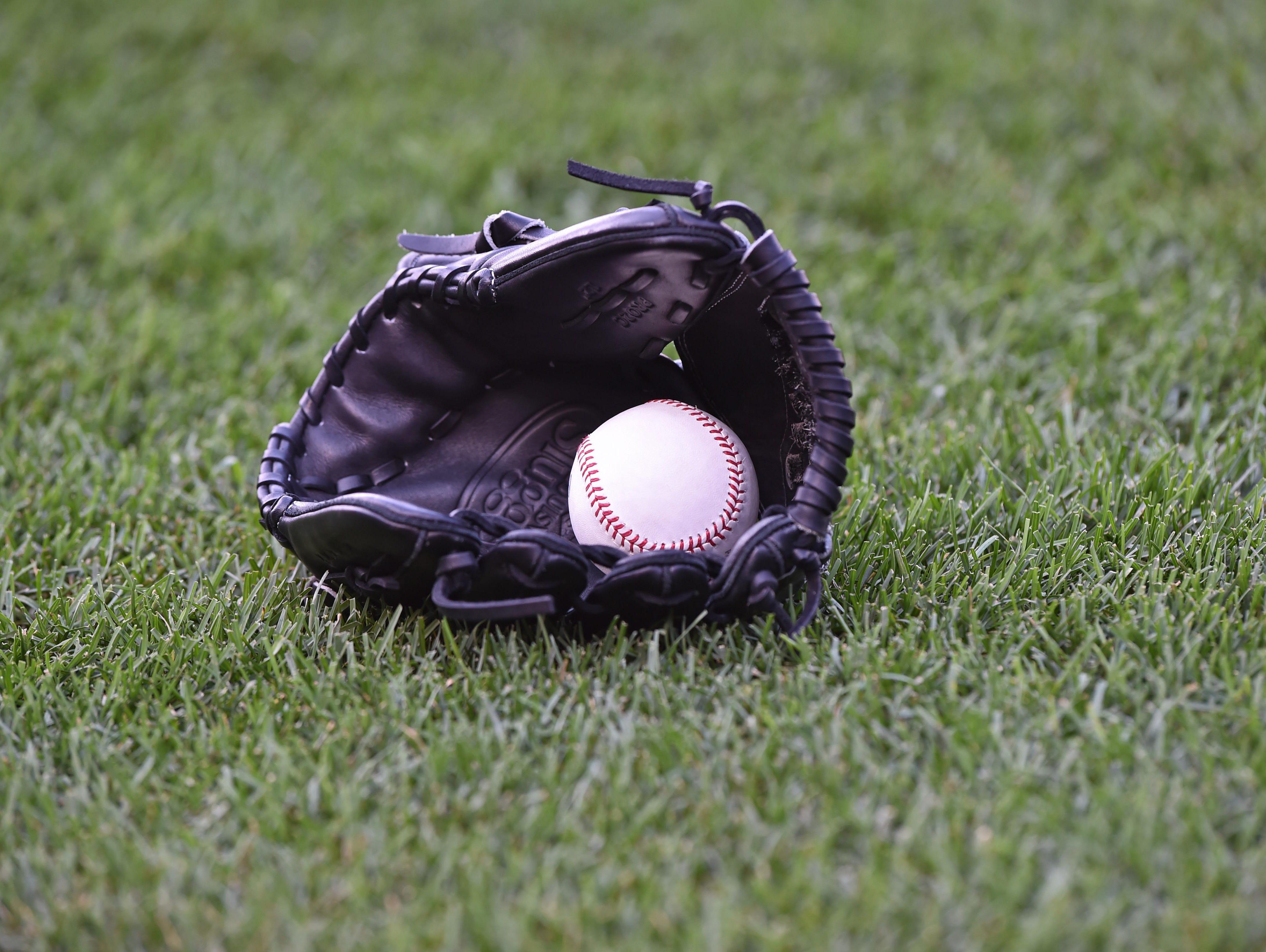 The Fossil Ridge baseball team won a tournament game in Arizona on Monday.