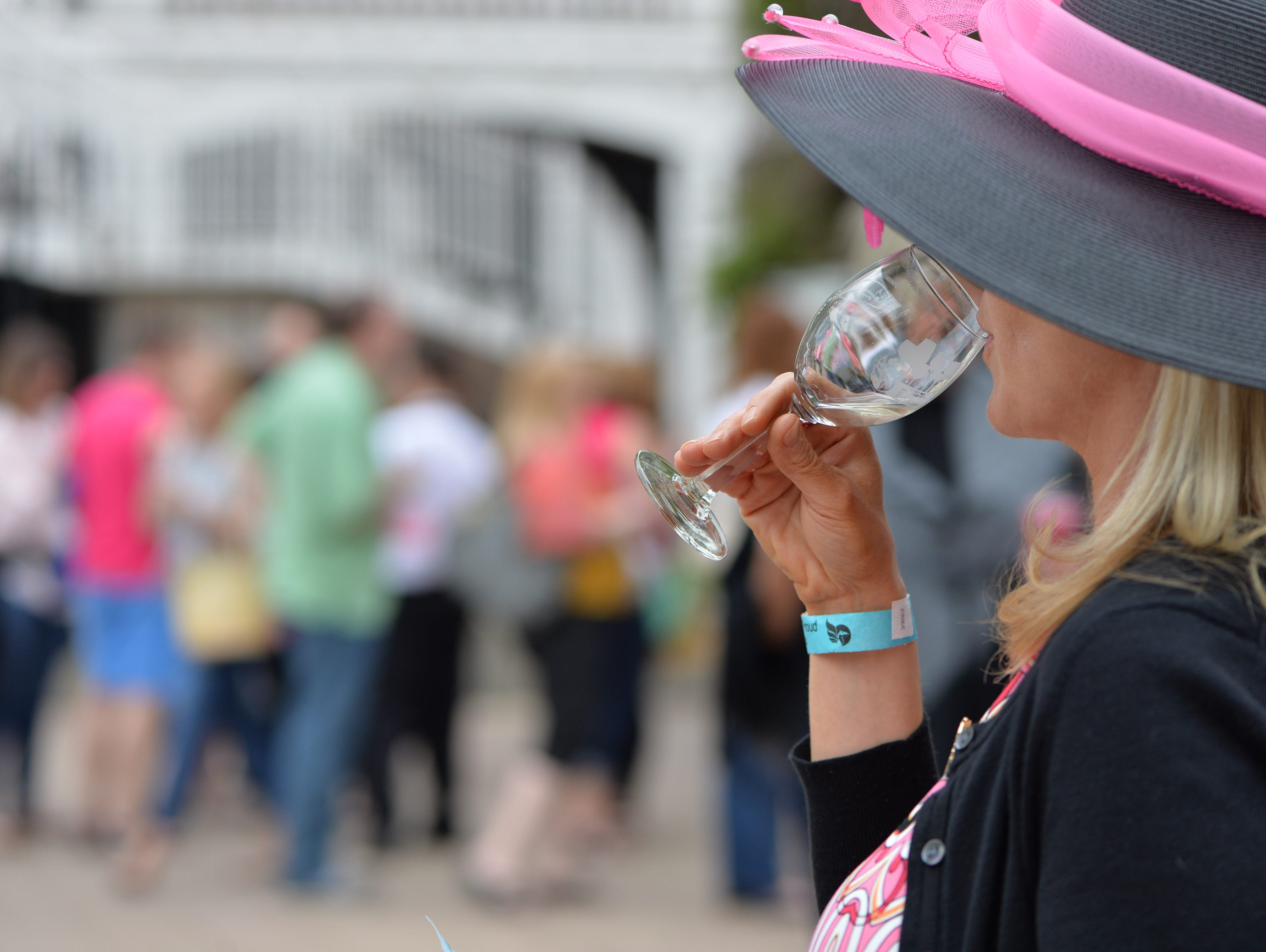 Win a pair of tickets to the Kentucky Derby Festival WineFest. Enter 3/27- 4/23