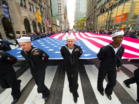 XXX VETS DAY PARADE NYC 307.JPG USA NY