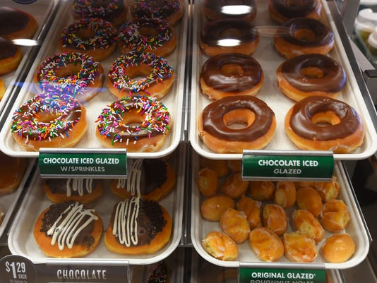 AP EXCHANGE-DOUGHNUT POPULARITY A USA AL