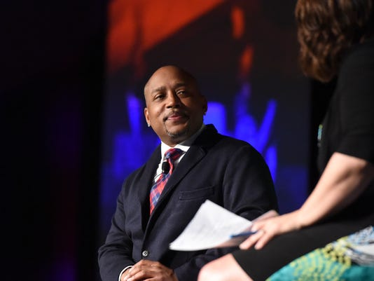 Daymond John at Power of the Purse