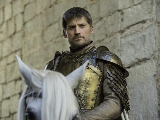 Cersei's right, Jaime does belong at the head of an army.