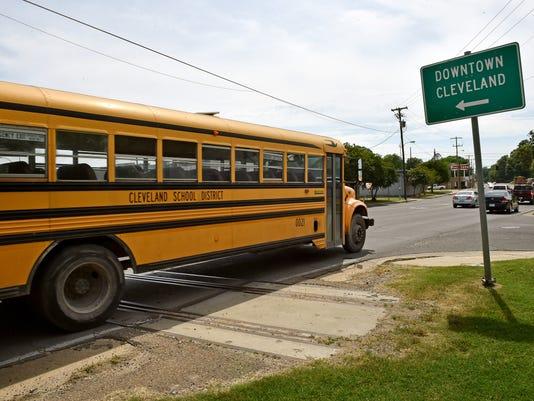 TCL Cleveland School District Desegregation