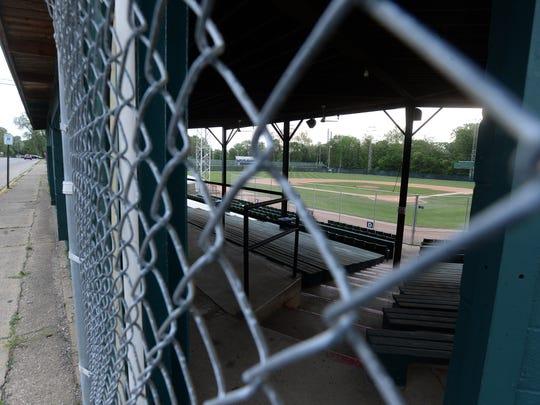 John Cate Field and McBride Stadium Wednesday, June