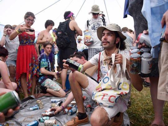 Rock Guajardo, from Kansas City, MO talks about beer