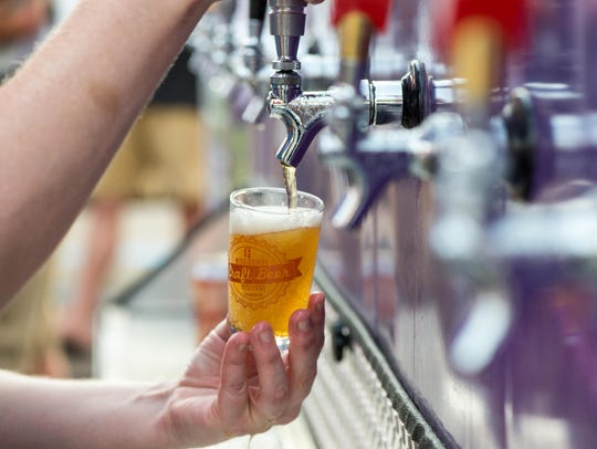 The Mississippi Craft Beer Festival is Friday at Duling