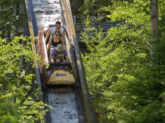 Knoebels Grove Amusement Park in Elysburg, Pa. has no admission fee. To make it an even better value, there is no charge for parking.