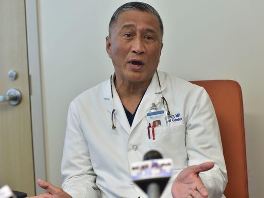 Dr. Michael Cruz