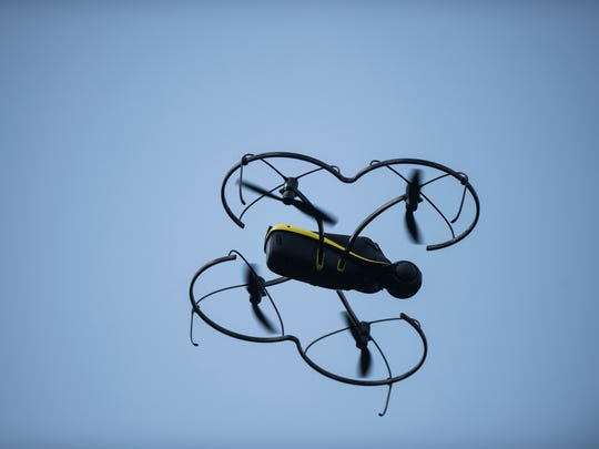 Anyone operating a drone over a Vermont prison will face a $500 fine.