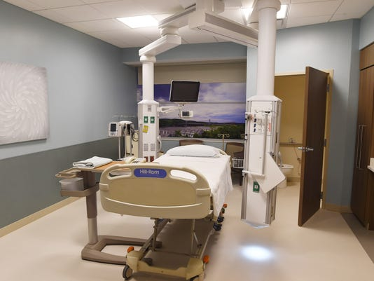 Vassar Brothers Medical Center Prototype