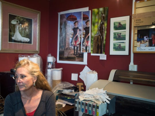 Karen Yovanoff, owner of The Photo Shop on S College Avenue, ended operations last week after a decline in business. The store was the last in Fort Collins dedicated to photography equipment and film processing.
