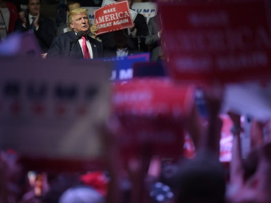 TCL MS Trump Rally 2016