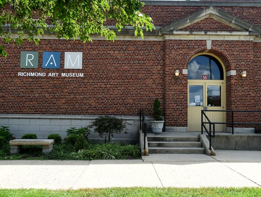 Richmond Art Museum exterior
