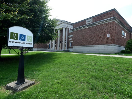 Richmond Art Museum is hoping to make some renovations with money from an upcoming capital campaign including the climate control system, galleries and bathrooms.