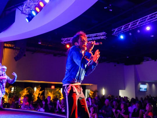 The Southwest Florida Performing Arts Center opened in June with a Michael Jackson tribute show.