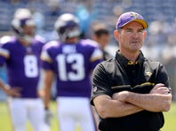 Pressure mounting on Vikings' Mike Zimmer to produce in the postseason