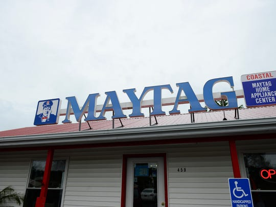"Coastal Maytag in Ocean View, De was selected to receive a ""Maytag Make Over"" only one store is selected a year to receive this. Their open house reveal will be October 15, 2016."