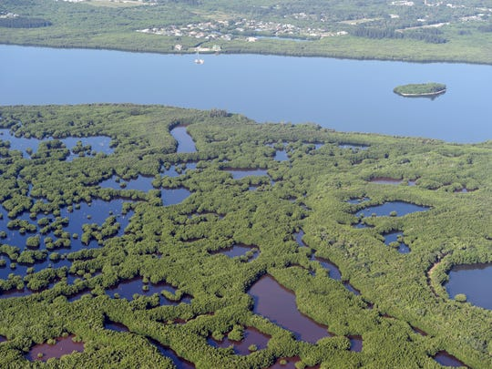 The Indian River Lagoon is seen in this file photo.
