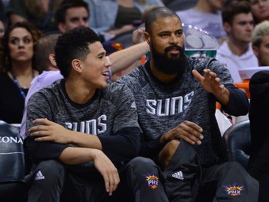 NBA: Preseason-Dallas Mavericks at Phoenix Suns