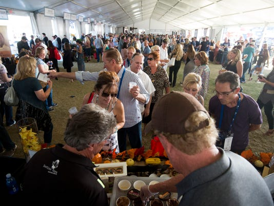 azcentral Food and Wine Experience