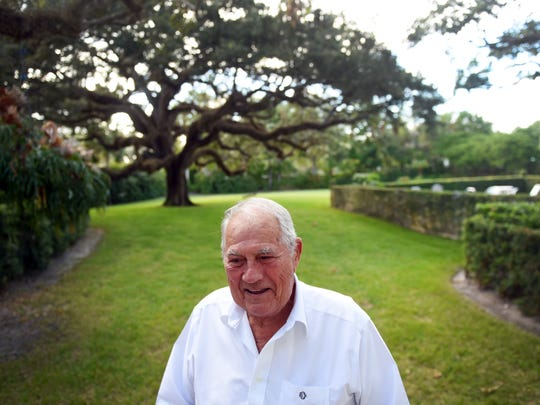Bob Cook, now 91, turned 16 on Dec. 7, 1941. Cook was serving in the Marines at Pearl Harbor on that day.