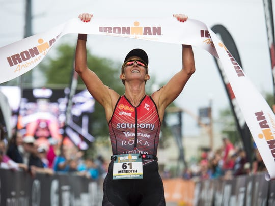 Meredith Kessler of San Francisco was the women's winner for a third consecutive year.