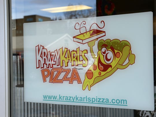Krazy Karl's Pizza has two Fort Collins locations.