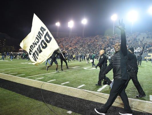 Ut Vols Vs Vanderbilt Football Tv Live Stream Kickoff Start Time