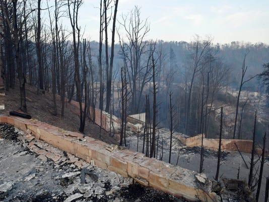 NAS-gatlinburg fire
