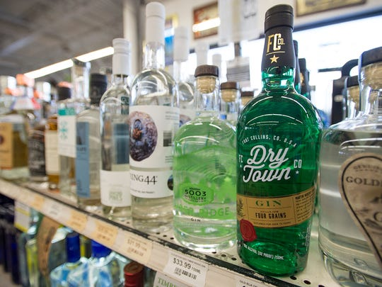Old Elk Distillery has released new vodka and gin products made and bottled in Fort Collins.