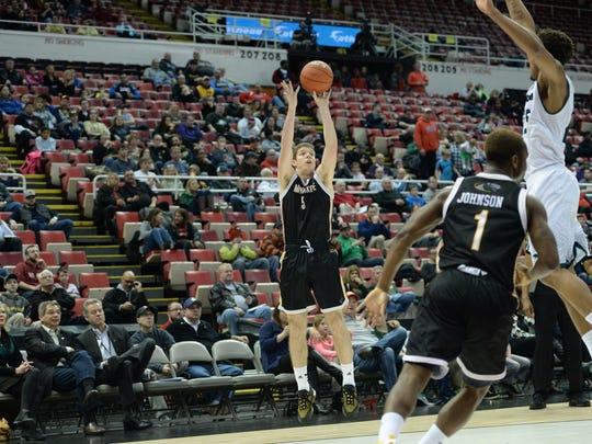 Former Pulaski standout Cody Wichmann is averaging