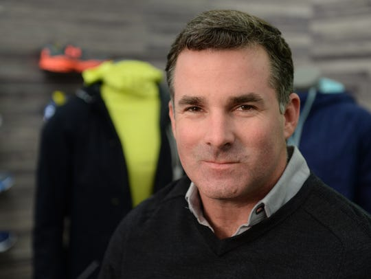 Kevin Plank, Founder and CEO of Under Armour.