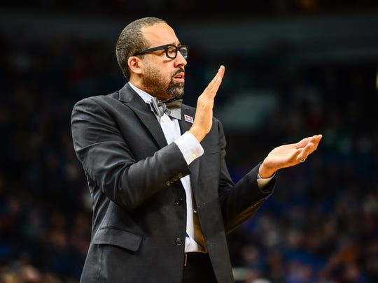 Memphis Grizzlies head coach David Fizdale said he