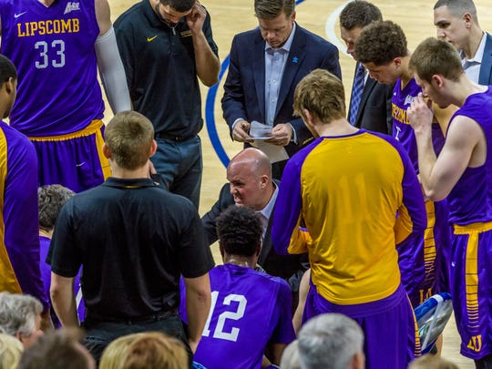 Lipscomb coach Casey Alexander, who almost got the FGCU job in 2011 when the Eagles hired now-USC coach Andy Enfield, has directed the Bisons to a stunning 7-2 ASUN record. They're just a game behind first-place FGCU in the conference standings.