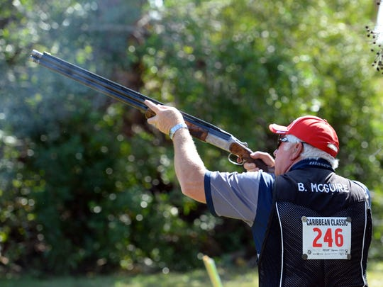 The Caribbean Classic at Vero Beach Clays Shooting Sports will draw 350 competitors to Vero Beach Feb. 5-10.