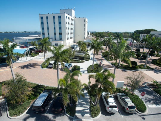 Martin Medical Center, 200 S.E. Hospital Ave. in Stuart,