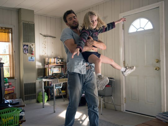 """Mckenna Grace and Chris Evans star in """"Gifted."""""""