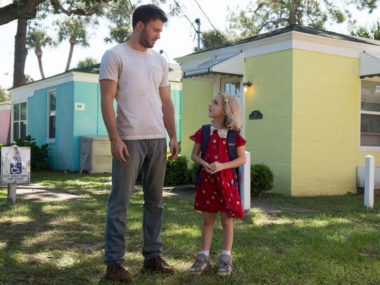"""Chris Evans plays a man trying to raise his sister's daughter (McKenna Grace), a math prodigy, in """"Gifted."""""""