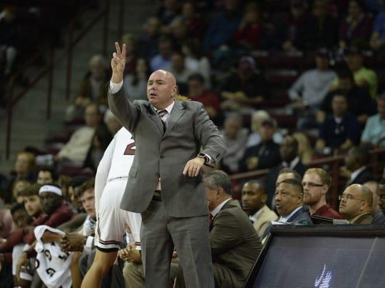 Matt Figger, the new coach of Austin Peay basketball,