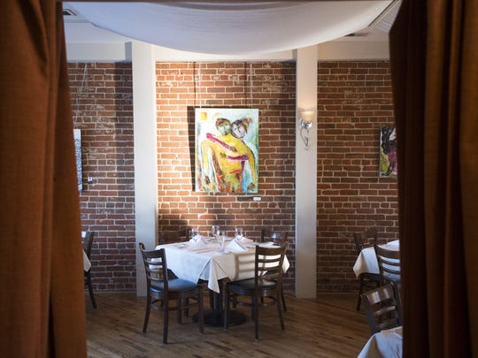 Chimney Park Restaurant and Bar recently earned Distinguished Restaurants of North America (DiRoNA) honors.