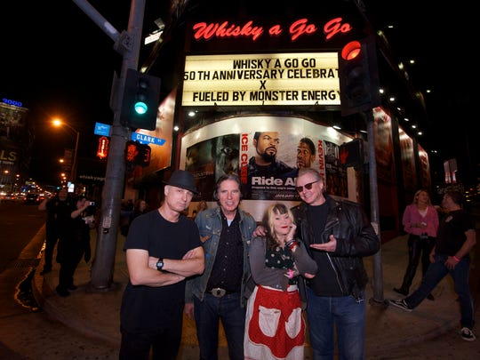 Legendary punk band X celebrates 40 years at Vinyl Music Hall Wednesday at 7 p.m.