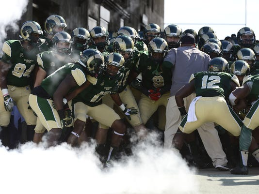 NCAA Football: Air Force at Colorado State