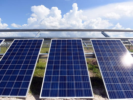 In an effort to provide clean energy, Florida Power & Light Company is looking to install nearly one million new solar panels in three universal solar energy centers on the Treasure Coast. Two centers will be located in Indian River County with another in St. Lucie County.  In Martin County, FPL also is constructing a solar farm, the Sweetbay solar energy facility, on 566-acres near Indiantown.
