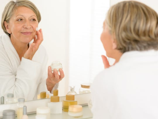 Skincare needs change as you pass age 50