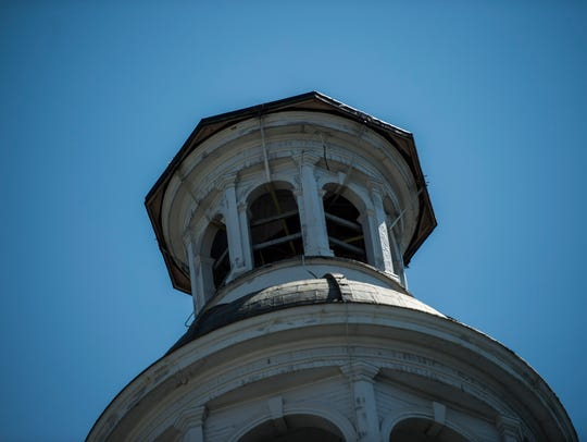 Co-Cathedral of Saint Joseph on Allen Street in Burlington's