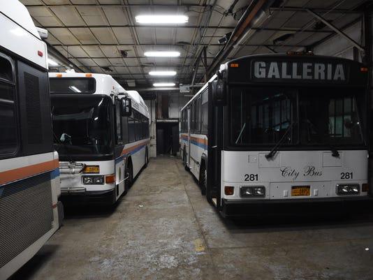 Poughkeepsie buses